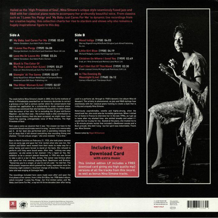 Nina SIMONE The Rough Guide To Nina Simone: Birth Of A