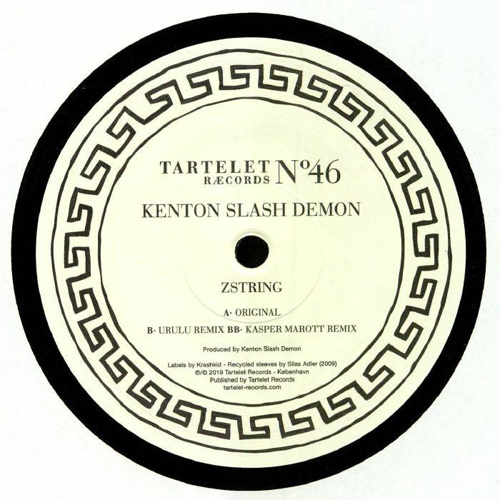 KENTON SLASH DEMON Zstring vinyl at Juno Records