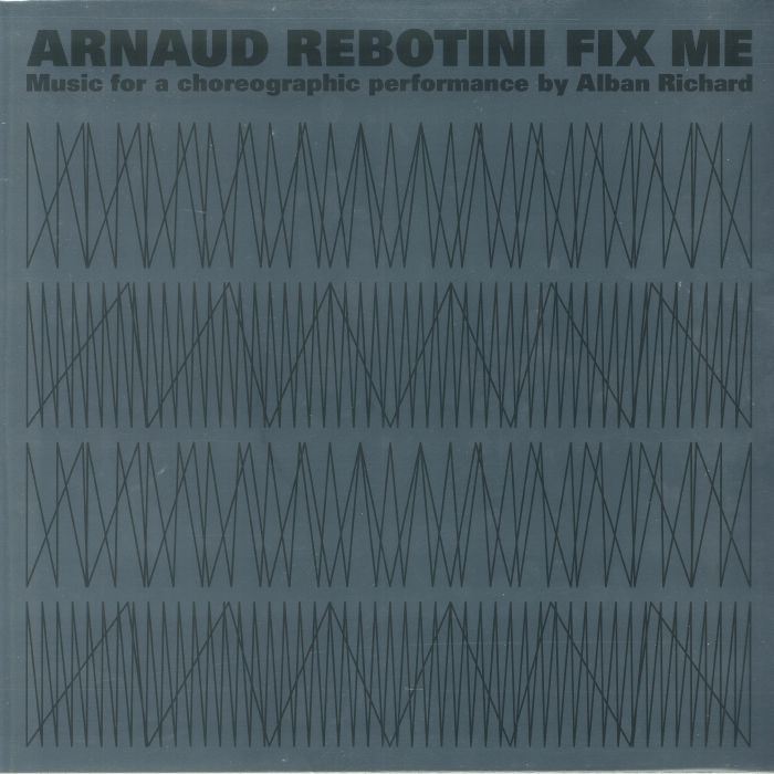 Arnaud REBOTINI Fix Me (Record Store Day 2019) vinyl at Juno