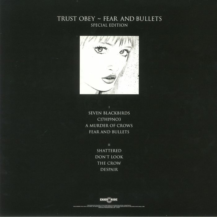 Fear & Bullets (25th Anniversary Edition) (reissue) bei Juno