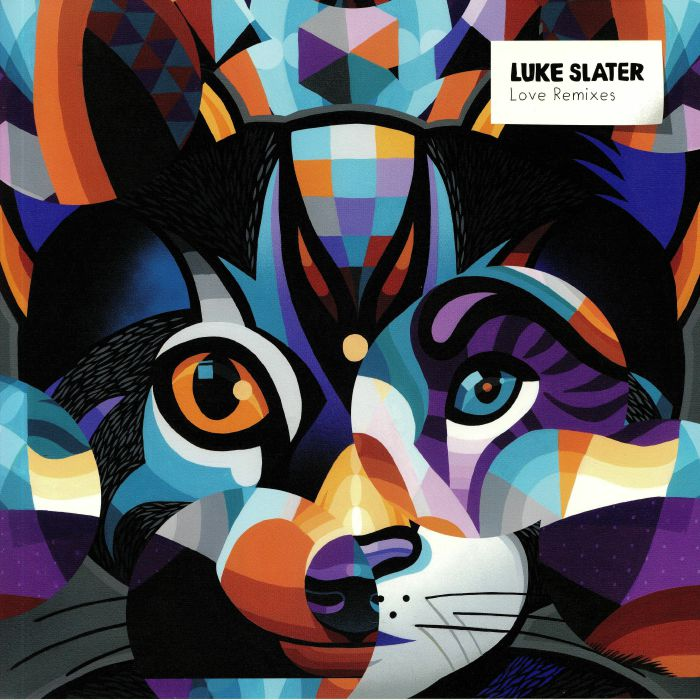 Luke SLATER Love: Remixes vinyl at Juno Records
