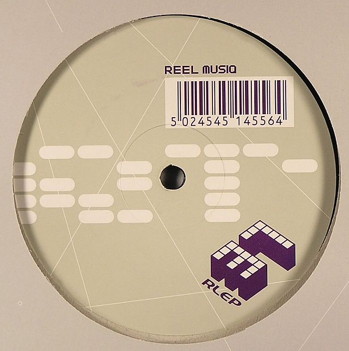 Rebus Tape - Poly Frame EP