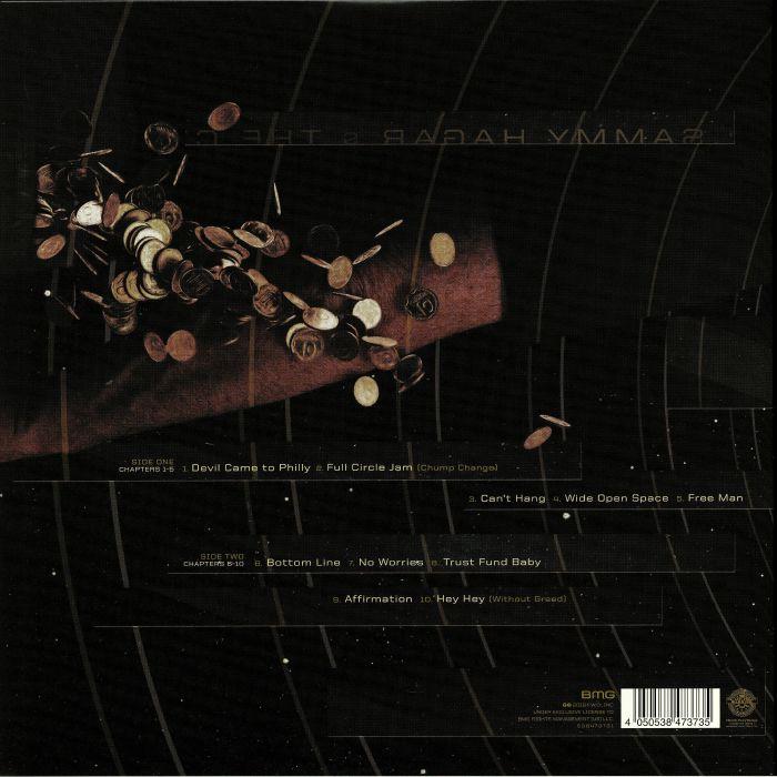 Sammy Hagar The Circle Space Between Vinyl At Juno Records