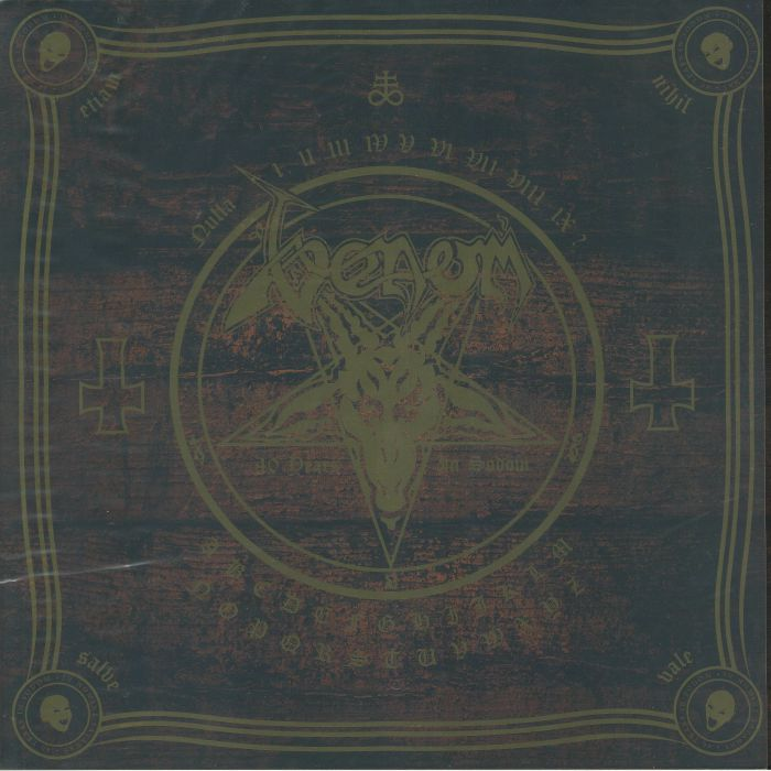 VENOM In Nomine Satanas: 40 Years In Sodom vinyl at Juno