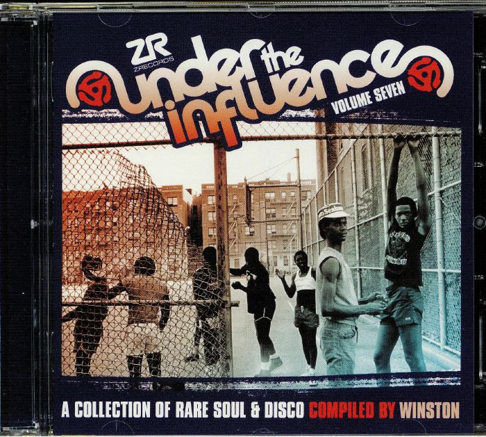 WINSTON/VARIOUS Under The Influence Vol 7: A Collection Of Rare Soul