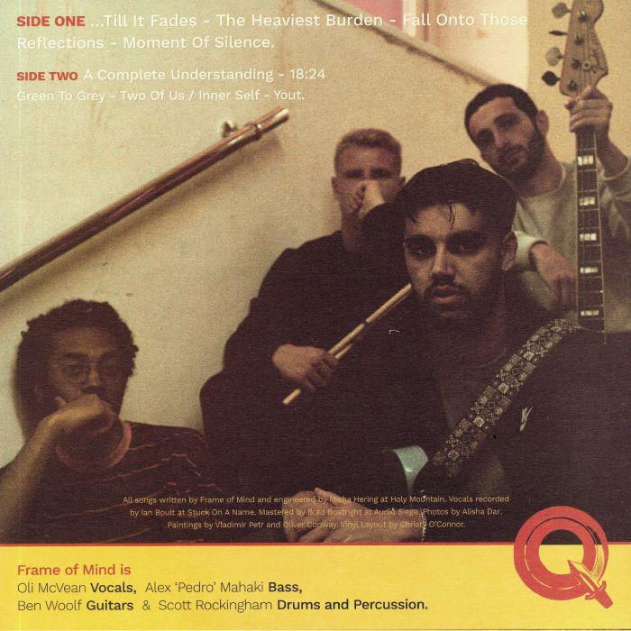 FRAME OF MIND Iriehsun vinyl at Juno Records