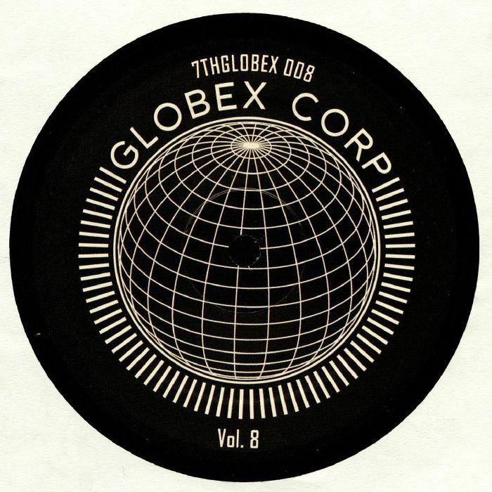 DWARDE/TIM REAPER Globex Corp Vol 8 vinyl at Juno Records