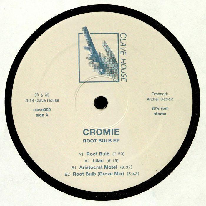 CROMIE Root Bulb EP vinyl at Juno Records