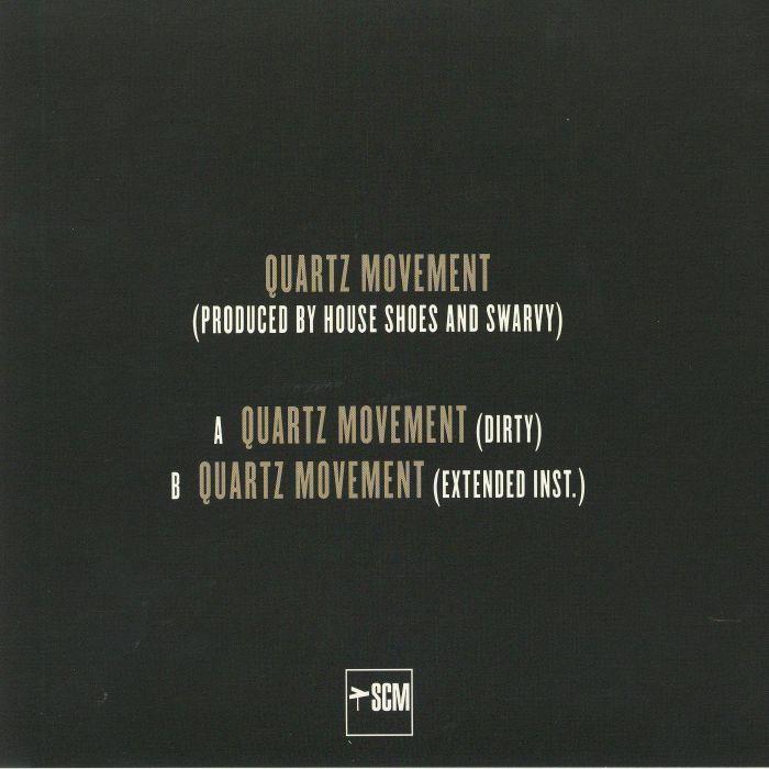 MACH HOMMY/HOUSE SHOES/SWARVY Quartz Movement vinyl at Juno Records