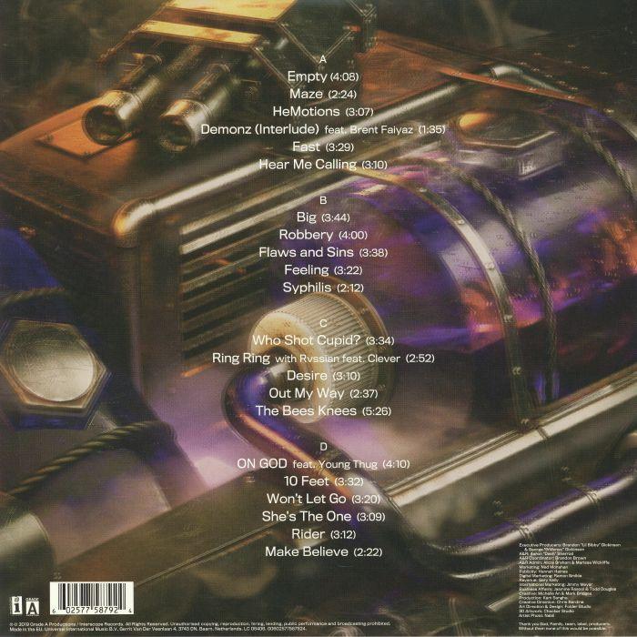 JUICE WRLD Death Race For Love vinyl at Juno Records