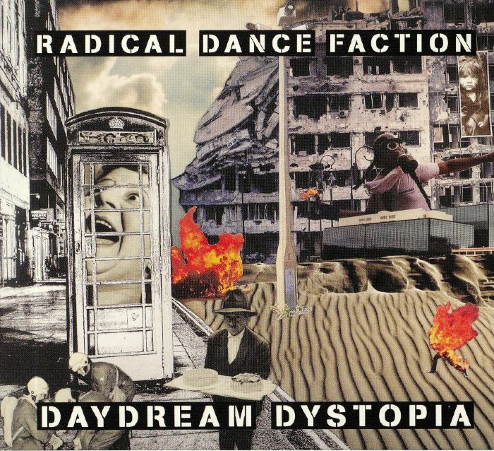 RADICAL DANCE FACTION Daydream Dystopia vinyl at Juno Records
