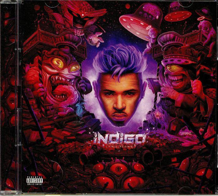 Chris Brown Heat Feat Gunna: Chris BROWN Indigo Vinyl At Juno Records