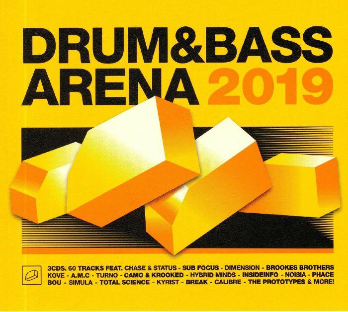 VARIOUS Drum & Bass Arena 2019 vinyl at Juno Records