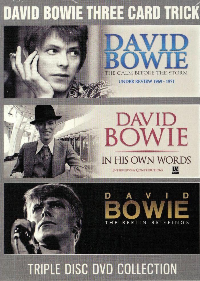 BOWIE, David - Three Card Trick