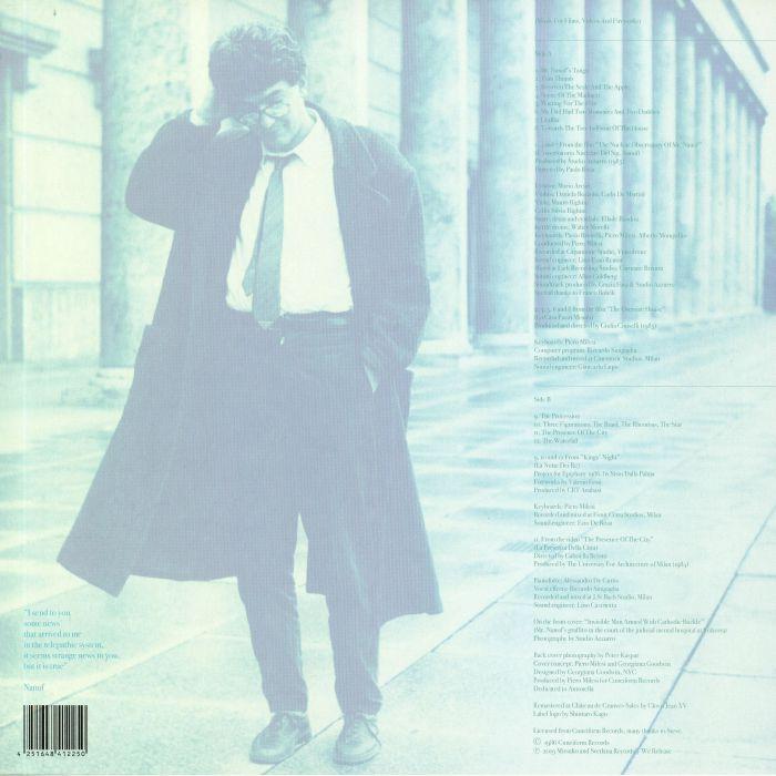 Piero MILESI The Nuclear Observatory Of Mr Nanof (Soundtrack
