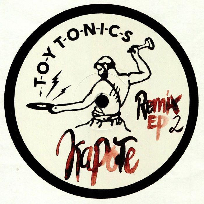 KAPOTE Remix EP 2 vinyl at Juno Records