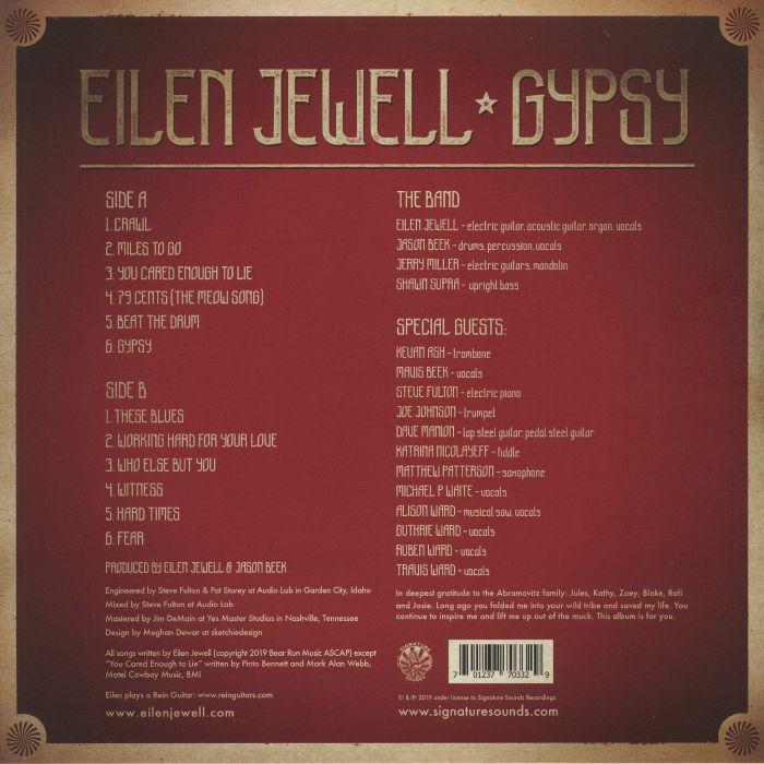 Eilen JEWELL Gypsy vinyl at Juno Records