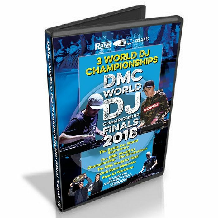 VARIOUS - DMC World DJ Championships 2018