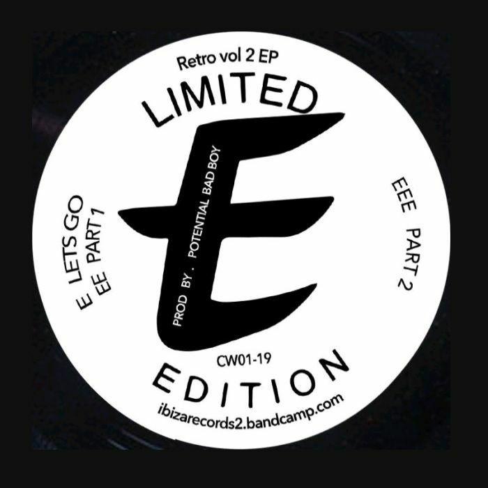 POTENTIAL BADBOY Retro Vol 2 EP vinyl at Juno Records