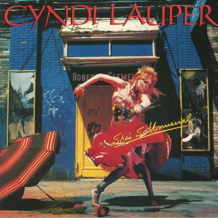 Details About Lauper Cyndi She S So Unusual Reissue Vinyl Lp Mp3 Download Code