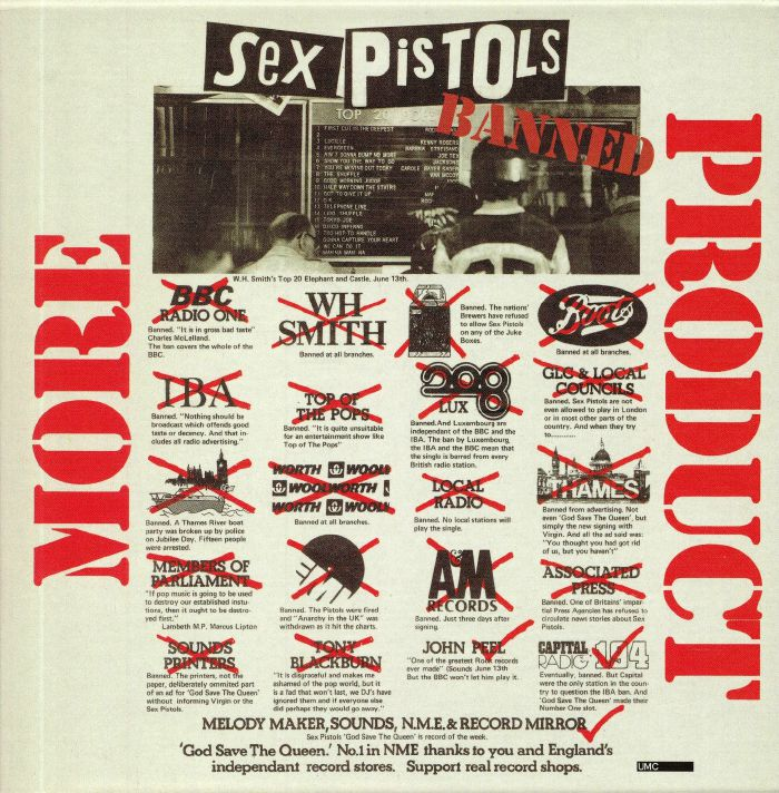 Why did the sex pistols break up