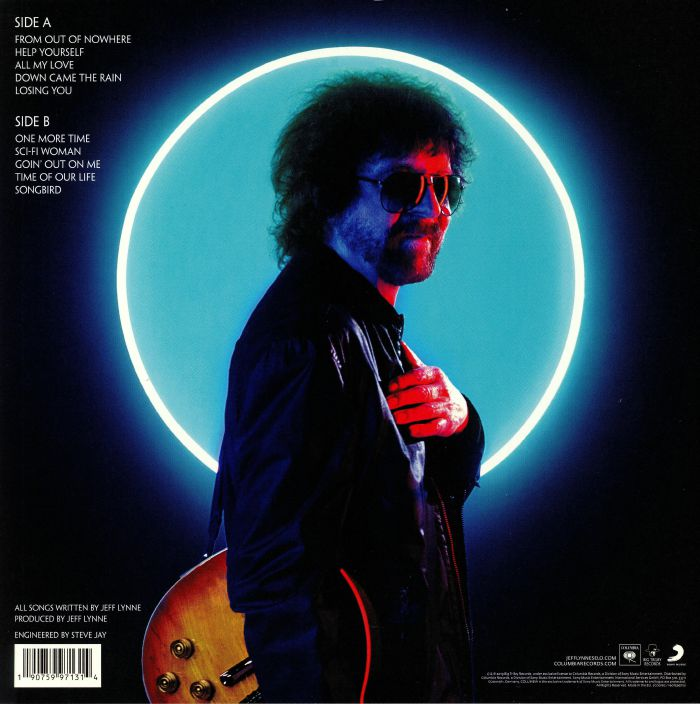Jeff Lynne S Elo From Out Of Nowhere Vinyl At Juno Records