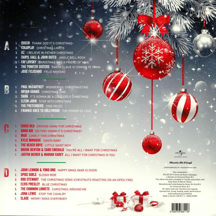 Feliz Navidad Breakbeat.The Greatest Xmas Songs