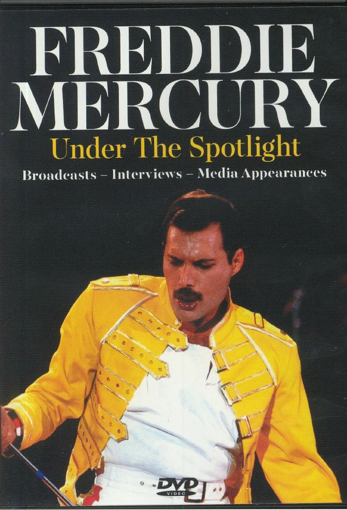 MERCURY, Freddie - Under The Spotlight
