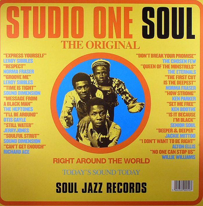 VARIOUS - Studio One Soul