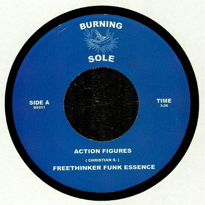 FREETHINKER FUNK ESSENCE Action Figures Vinyl At Juno Records