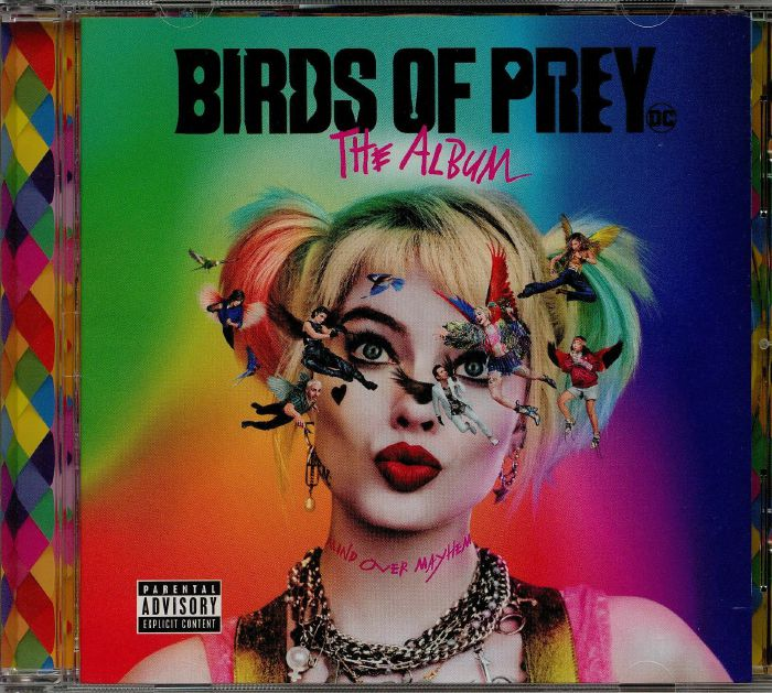 Various Birds Of Prey The Album Vinyl At Juno Records