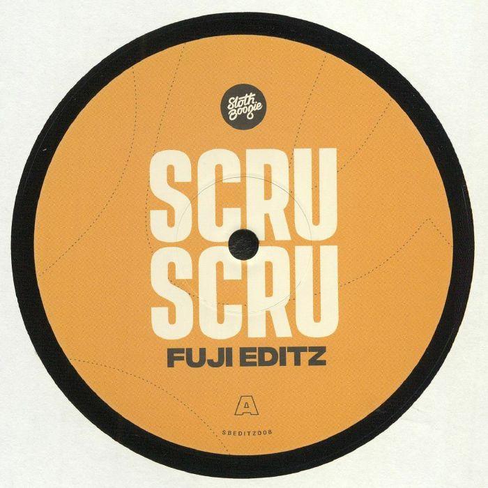 Scruscru - Fuji Editz (SBEDITZ008) Image