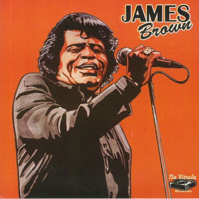 James BROWN People Get Up & Drive Your Funk Soul Vinyl At