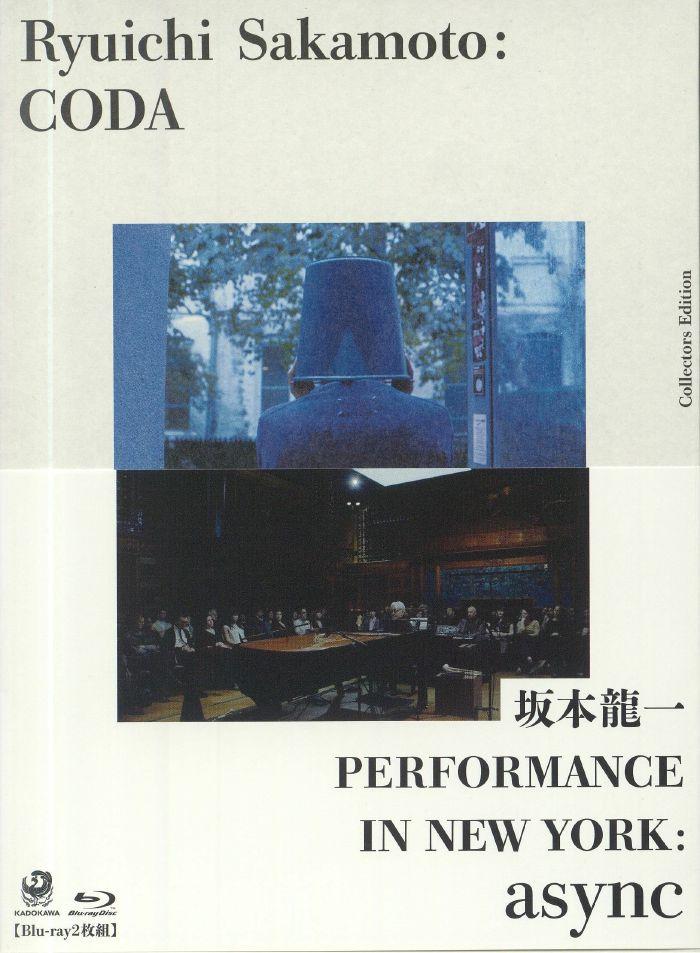 SAKAMOTO, Ryuichi - Coda: Performance In New York Async
