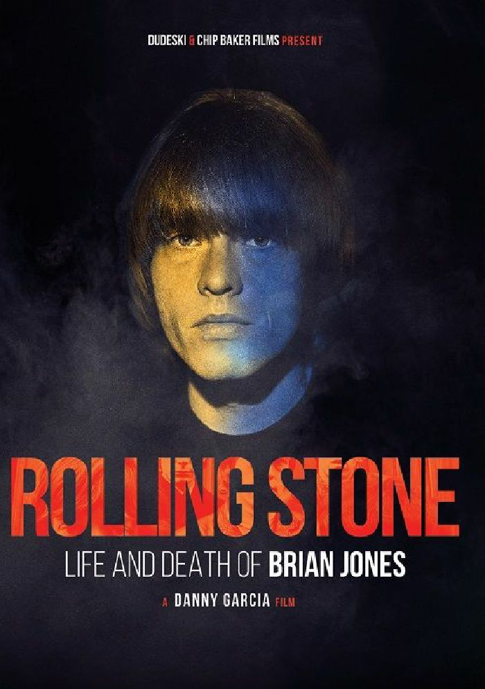GARCIA, Danny - Rolling Stone: Life & Death Of Brian Jones