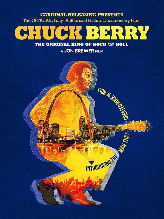 BREWER, Jon - Chuck Berry: The Original King Of Rock 'n' Roll