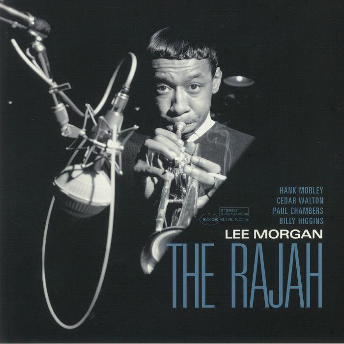 MORGAN, Lee - The Rajah (reissue)