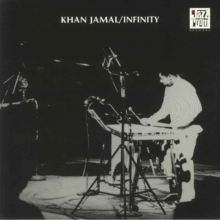 KHAN JAMAL - Infinity (reissue)