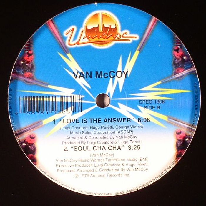McCOY, Van & THE SOUL CITY SYMPHONY - The Hustle