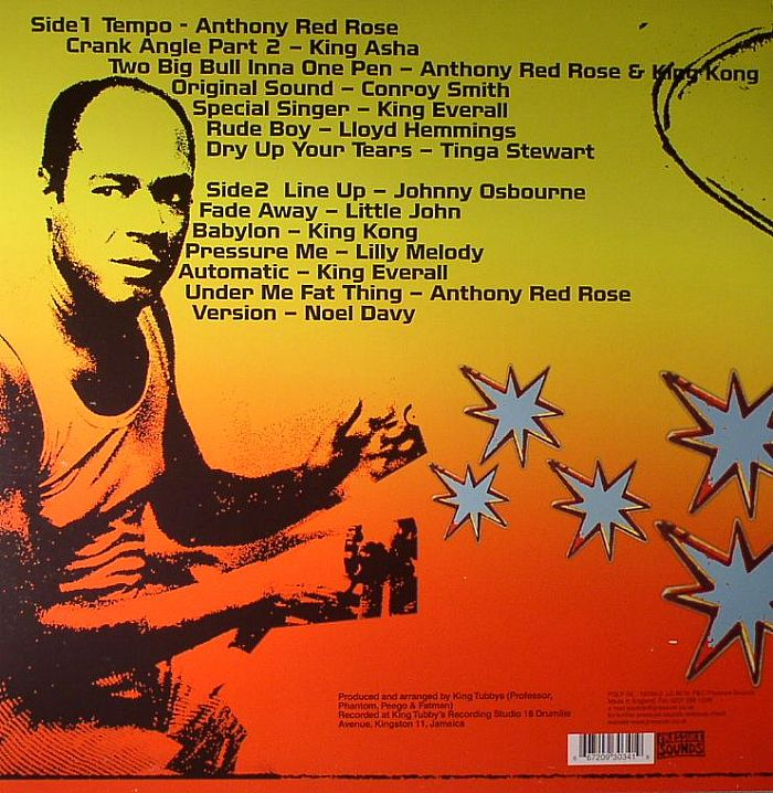 KING TUBBY/VARIOUS - Firehouse Revolution: King Tubby's Productions In The Digital Era 1985-89
