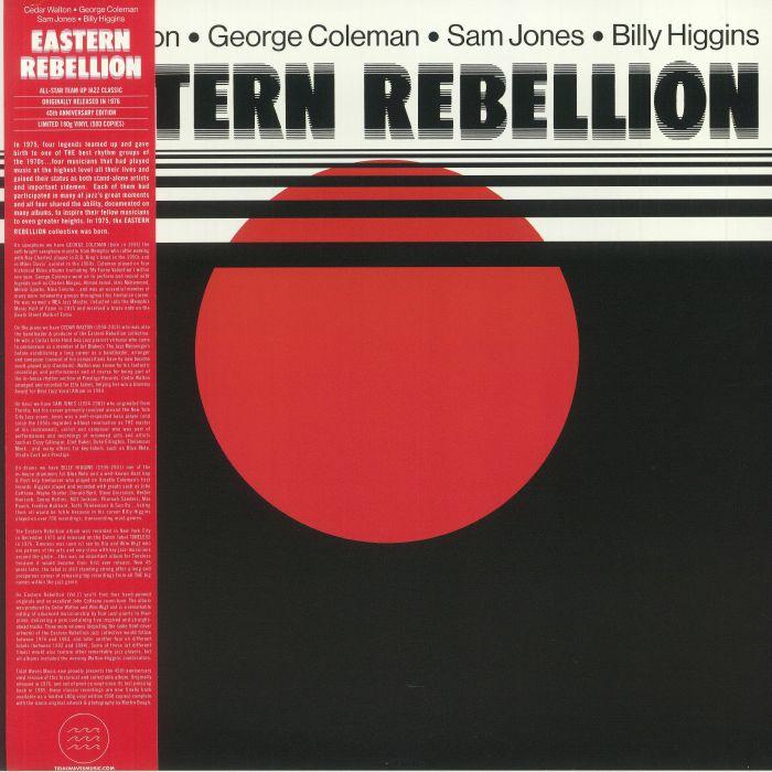 WALTON, Cedar/GEORGE COLEMAN/SAM JONES/BILLY HIGGINS - Eastern Rebellion (45th Anniversary Edition)