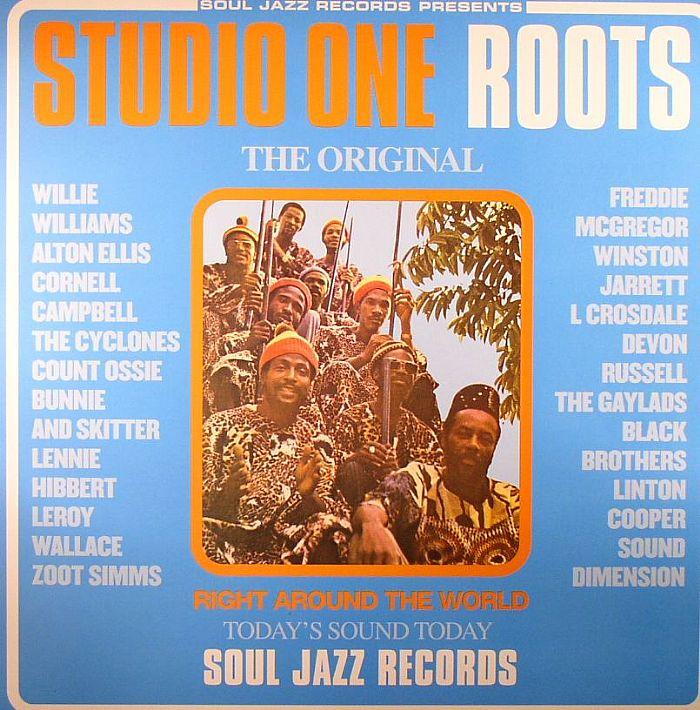 VARIOUS - Studio One Roots
