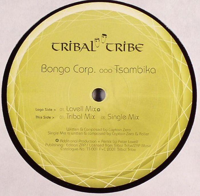 BONGO CORP - Tsambika
