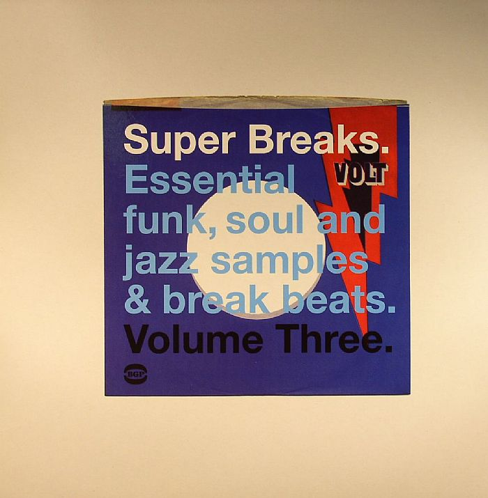 VARIOUS Super Breaks Volume 3: Essential Funk Soul & Jazz