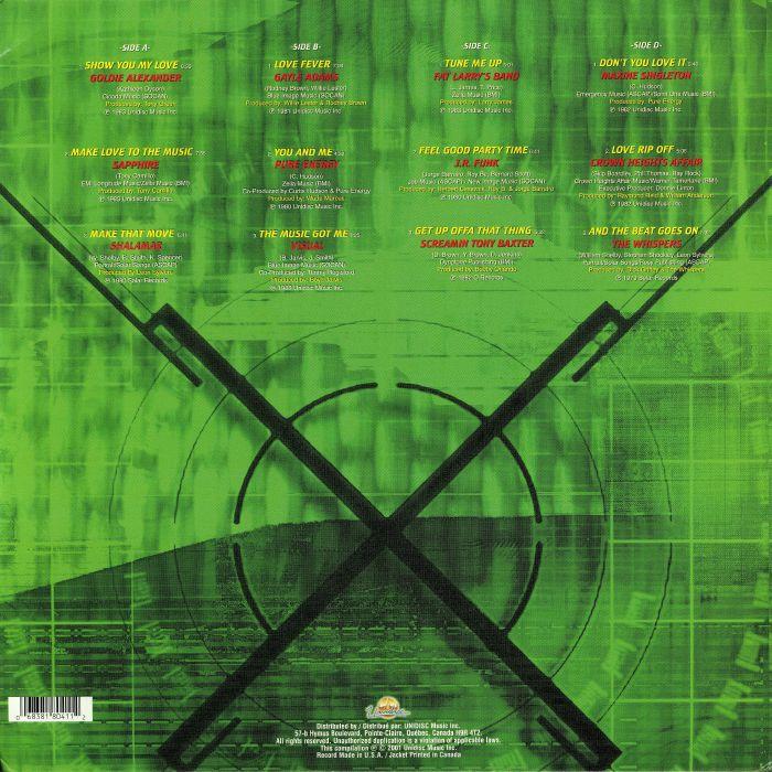 VARIOUS - Funky Music Classics Volume 5