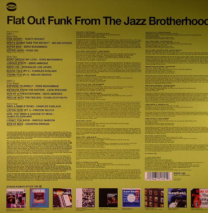 VARIOUS - ...Ain't It Funky Now!