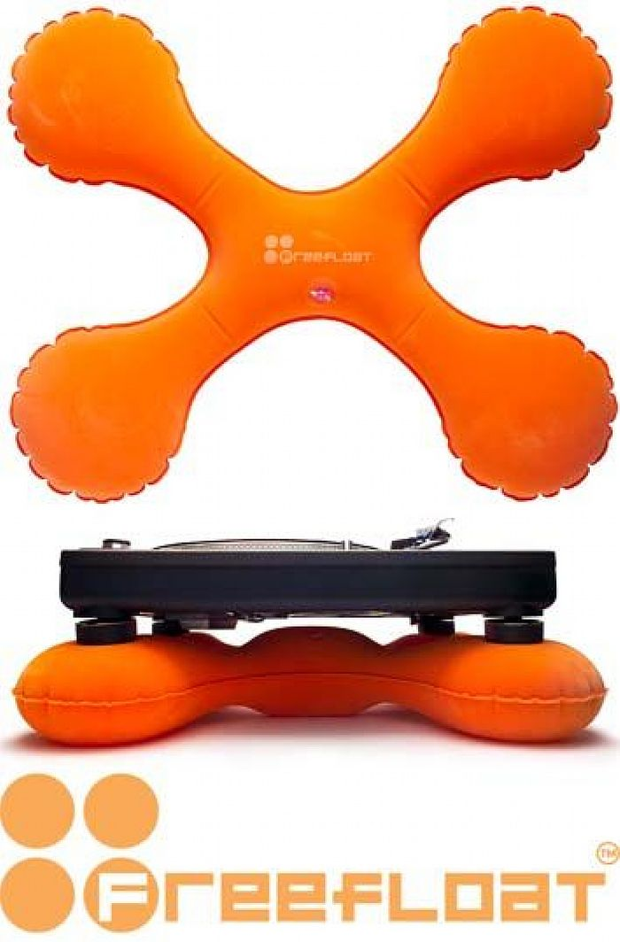 Freefloat Deck Turntable Stabilizers