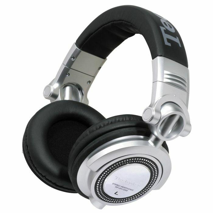 TECHNICS - Technics RPDH1200 Headphones (silver)