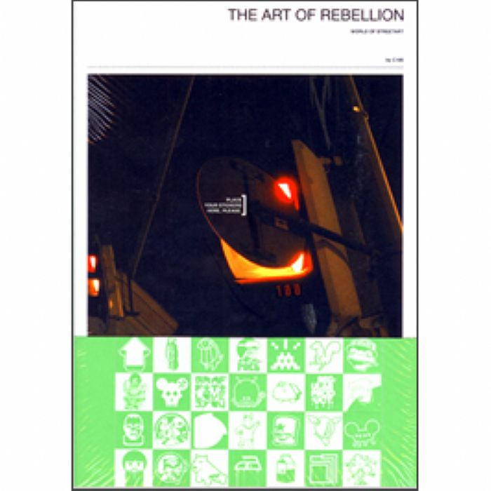 C100 the art of rebellion world of streetart vinyl at juno records c100 the art of rebellion world of streetart thecheapjerseys Choice Image