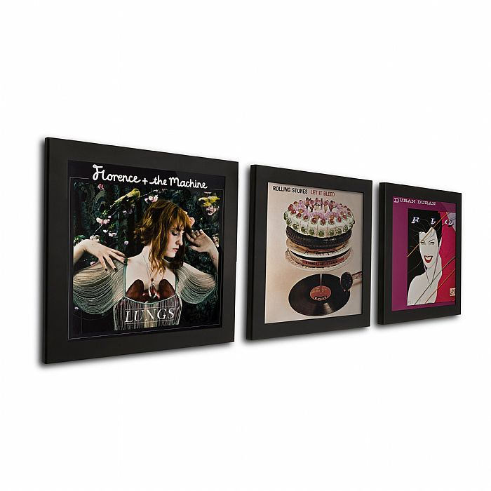 Art Vinyl Art Vinyl Play Amp Display Flip Frame Triple Pack